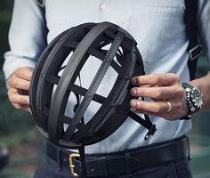 FEND - el #casco de #bicicleta para tu día a día.