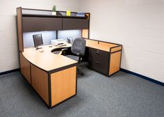 Custom Office Desks For Increase Productivity. Furniture LayoutOffice ...