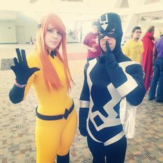 Inhumans! Finding a black bolt at #baltimorecomiccon made my con!!!! #Inhumans #cosplay