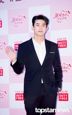 [HD포토] 투피엠(2PM) 택연 완벽한 수트핏 #topstarnews