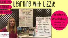 Writer's Workshop- The Components for Effective Instruction Grades K-3
