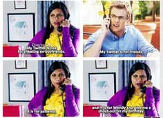 The Mindy Project Twitter