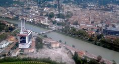 Funivia Trento Sardagna - Italy