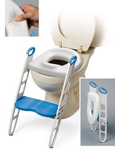 Portable Potty Chairs : Potty Seat With Step Stool