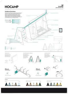 O-Cults-UrbanSquare Vol II. CreativeAffairs (6) Low Budget House, Refugee Camps, Agi Architects, Temporary Architecture, Temporary Housing, Tiny Office, Cabins For Sale, Presentation Styles, Micro House