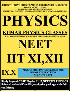19 Best IB PHYSICS CLASSES BY KUMAR SIR images in 2018 | Physics