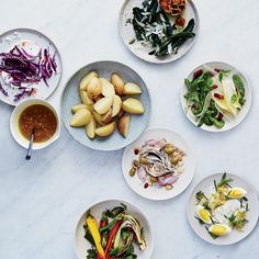 Here, chef Paul Kahan's ultimate DIY potato salad guide, featuring boiled potatoes, an easy vinaigrette and six amazing variations. ...