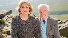 Alan and Celia played by Derek Jacobi and Anne Reid