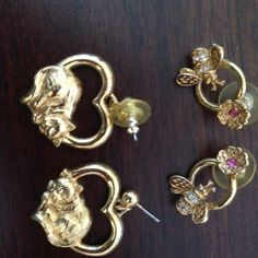 I just listed Earrings ($7) on Mercari! Come check it out! http://item.mercariapp.com/gl/m514242842
