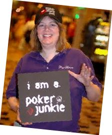 poker junkie