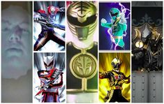 Ranger ID's