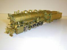 WMC BRASS B&O U-1 0-10-0   eBay