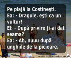 Pe plajă la Costinești - Viral Pe Internet Friend Zone, Jokes, Internet, Humor, Comics, Funny, Husky Jokes, Humour, Memes
