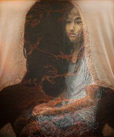 Uttaporn Nimmalaikaew, The Imagery of Suffering, 2014