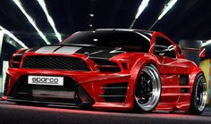 Ford Mustang Shelby GT500 #CarFlash