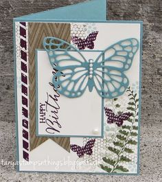 Tanya's Stamps & Things