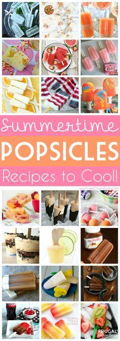 Summertime Popsicle