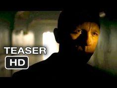 Skyfall - Official Teaser Trailer (2012) - James Bond Movie (2012) HD - YouTube