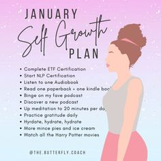 Need help creating yourself a Self Growth Plan? I can help! #selfgrowth #personalgrowth #glowup