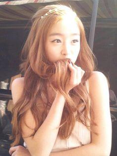 Cute Korean Girl #kpop