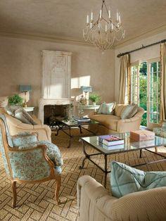 Wonderful JLCS Luxury Interiors   Living Room   Faux Paint Ceiling U0026 Walls   Bethune  St And Washington St.