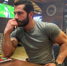 Selcuk Karahanli - Turkish Actor