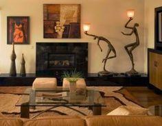 African American Decorating Ideas Livingroomafrican Living