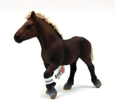 Black Forest Yearling Horse  by Schleich