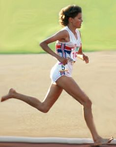 Zola Pieterse (born Zola Budd, 26 May 1966 in Bloemfontein, Orange Free State, South Africa), is a former Olympic track and field competitor who, in less than three years, twice broke the world record in the women's 5000 metres and twice was the women's winner at the World Cross Country Championships. Budd's career was unusual in that she mainly trained and raced barefoot.