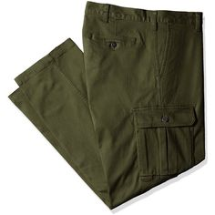 Amazon.com: Dockers Men's Big & Tall Standard Cargo Pant, Dockers... (€36) ❤ liked on Polyvore featuring men's fashion, men's clothing, men's pants, men's casual pants, mens stretch pants, big and tall mens pants, mens big and tall cargo pants, dockers mens pants and mens olive green cargo pants