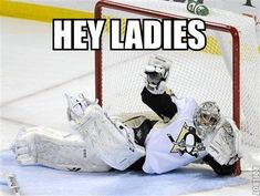 As a goalie I find this hilarious! Except I was doing it for the men! Lol – Gina Beaver-Hines As a goalie I find this hilarious! Except I was doing it for the men! Lol As a goalie I find this hilarious! Except I was doing it for the men! Hockey Mom, Pens Hockey, Hockey Goalie, Hockey Teams, Hockey Players, Hockey Stuff, Hockey Girls, Rangers Hockey, Field Hockey