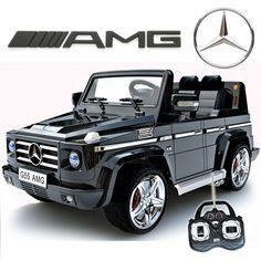 licensed black mercedes amg g55 luxury kids 12v jeep 27995 kids electric cars