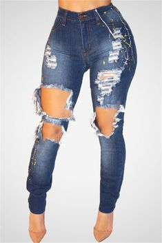 968e1f5644b72  31.99 Distressed  amp  Colors Spray Jeans  jeans  pants  spray   colorsspray