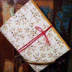 Christmas Mini Notebook