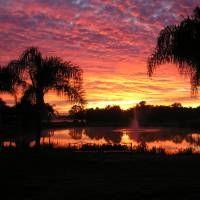 Polo Park East in Davenport, Florida #CentralFL #golf #Polk #sunrise
