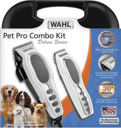 2016 NEW Wahl Professional Pet Grooming Deluxe Kit Clippers Cordless Trimmer Dog Cat *** Be sure to check out this awesome product.