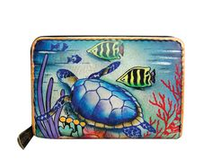 Ocean Treasures Credit and Business Card Holder