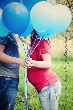 baby gender reveal announcement