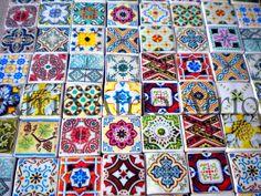 Portuguese #Azulejos #decoration #tiles