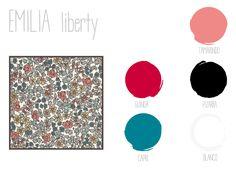 Emilia, Liberty