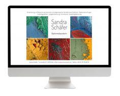 Website www.sandraschaefer.net