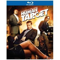 $29.49 Human Target: The Complete First Season [Blu-ray] (2010) BOUGHT