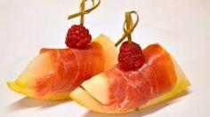 Afbeeldingsresultaat voor recept meloen met serranoham
