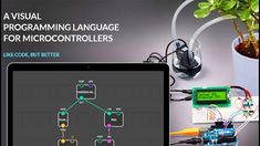 Activate an LED in 3 steps! It's easy with Visual Programming Language XOD