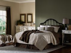 HGTV® HOME by Sherwin-Williams - Neutral Nuance -  Accessible Beige (SW 7036), Escape Gray (SW 6185), Dover White (SW 6385)