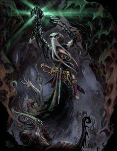 Mindflayer and his thrall