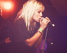 Jenna from Tonight Alive