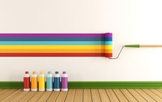 Wish to buy wall paints online but don't know where? Here is an article to help you find the right platform to buy wall paints online! Feng Shui, Cleaning Paint Brushes, Paint Thinner, Room Paint Colors, Painting Services, Creative Walls, Stencil Painting, Online Painting, Colorful Furniture