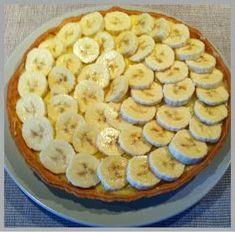 Mijn keukenprobeersels: Bananentaart (snel gemaakt) No Bake Desserts, Healthy Desserts, Delicious Desserts, Yummy Food, Banana Cream Pudding, Banana Pie, Pie Cake, No Bake Cake, Other Recipes