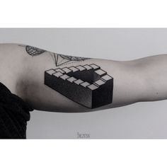 Tatuajes surrealistas